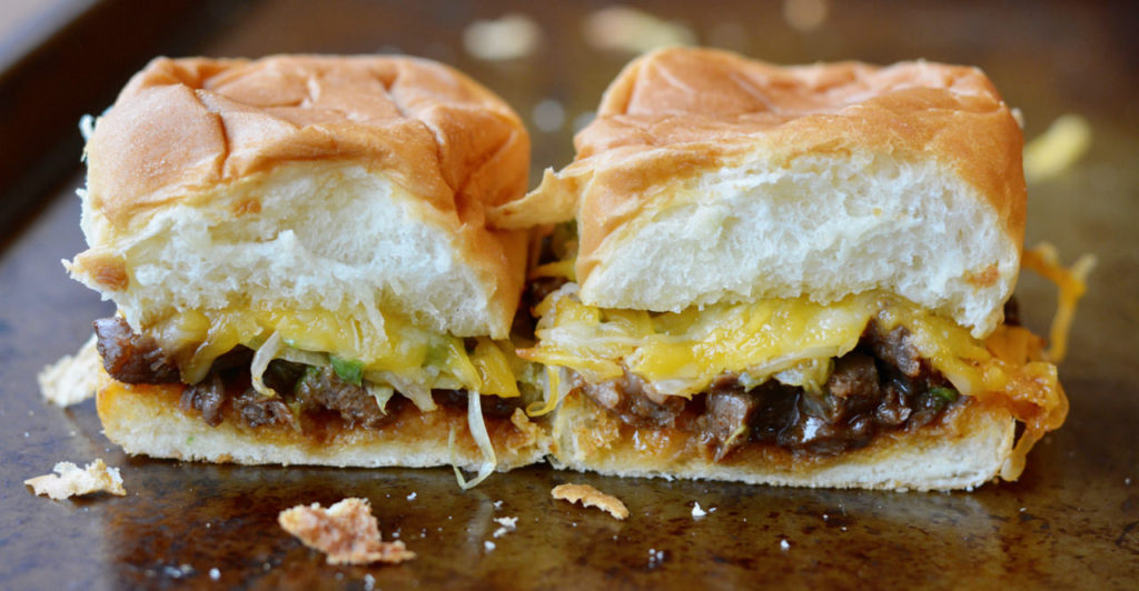 Korean BBQ Sliders so full of flavor, you have to make them right away! So deliciously savory and sweet with just a little heat.