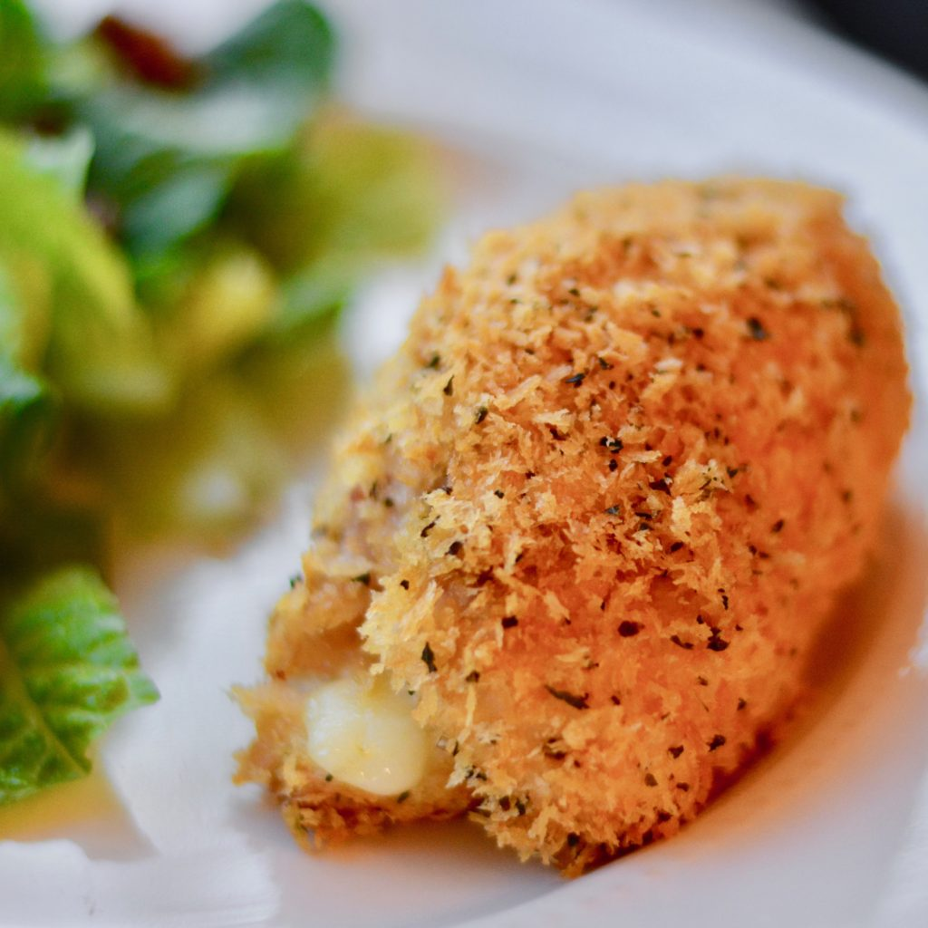 easy baked chicken cordon blue