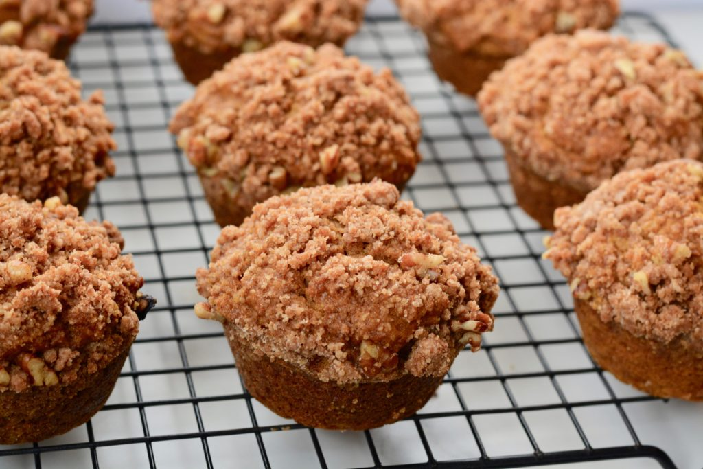 Everyday Pumpkin Muffins - No Refined Sugar
