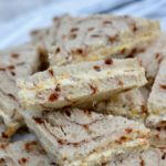 Creamy Cinnamon Orange Tea Sandwiches perfect for spring or summer. Kids and adults all loved it!